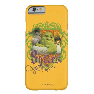 Crista do grupo de Shrek Capa Barely There Para iPhone 6