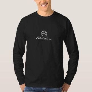 Crista dos predadores do vintage - obscuridade camiseta