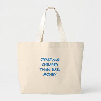 cristais bolsa para compra