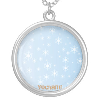 Cristal-Neve Pingentes