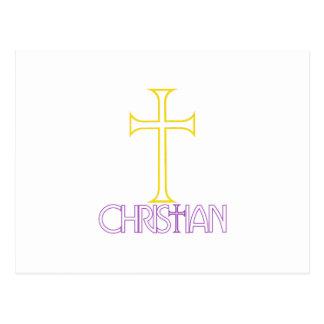 Cristão Cartão Postal