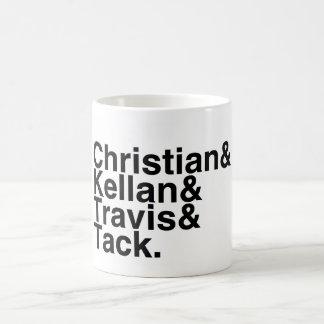 Cristão do noivo do livro, Kellan, Travis, Caneca De Café