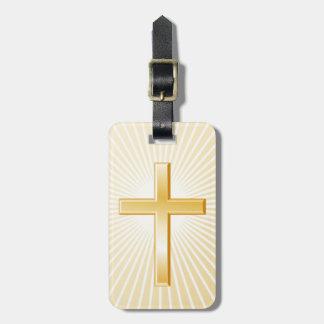 Cristão Etiqueta De Malas