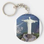 Cristo de Brasil Rio de Janeiro (St.K.) Chaveiros
