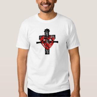 Cristo em meu Heart.png Camiseta