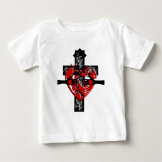 Cristo em meu Heart.png Tshirts