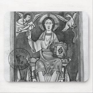 Cristo na majestade, de um Benedictional Mouse Pad
