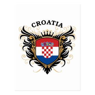 Croatia Cartão Postal
