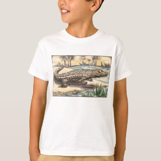 Crocodilo Camiseta