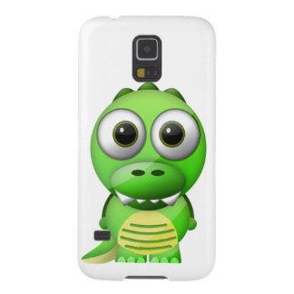 Crocodilo engraçado da caixa da galáxia S5 de Sams Capinha Galaxy S5