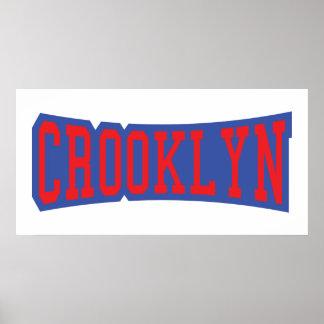 CROOKLYN, NYC POSTER