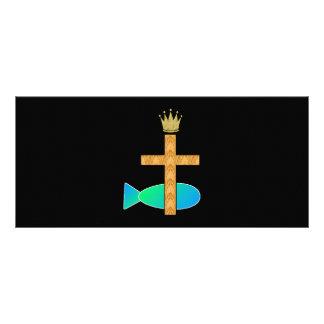 Cross3 10.16 X 22.86cm Panfleto