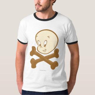 Crossbones de Casper Camiseta