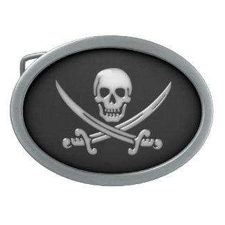 Crossbones do crânio & da espada do pirata (TLAPD)