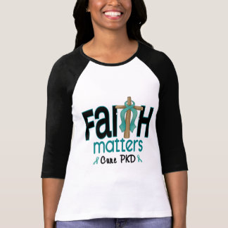 Cruz 1 das matérias da fé de PKD T-shirts