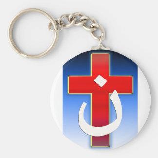 Cruz cristã #1 do Nazarene Chaveiro