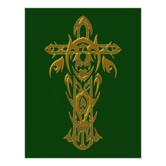 Cruz cristã 67 flyer 21.59 x 27.94cm