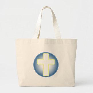 Cruz cristã bolsa