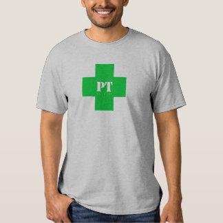 Cruz da pinta, verde tshirt