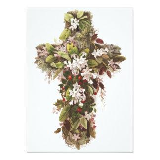 Cruz das flores convites personalizado