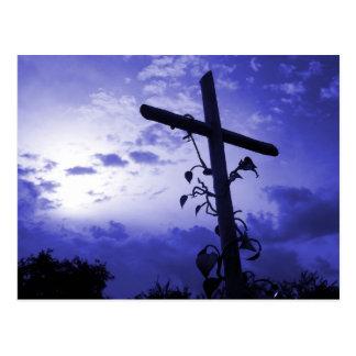 Cruz de Jesus eu sou o cartão do cristão da