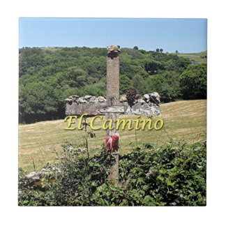 Cruz de madeira, EL Camino, espanha