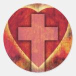 Cruz do coração