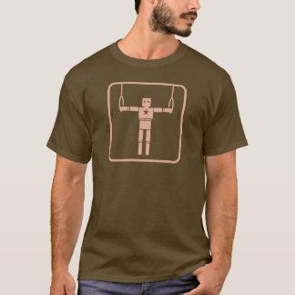 Cruz do ferro camiseta