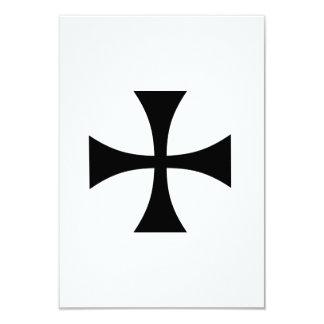 Cruz do ferro convites personalizado