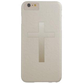 Cruz religiosa capa barely there para iPhone 6 plus