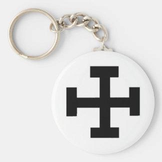 Cruz Teutonic Chaveiro