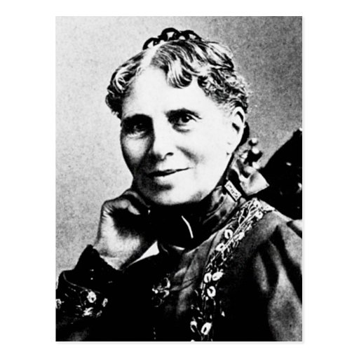 Cruz vermelha americana do fundador de Clara do ~  Cartao Postal