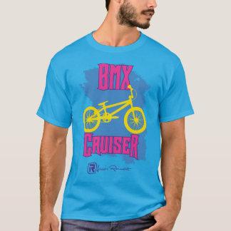 Cruzador de BMX fresco Camiseta