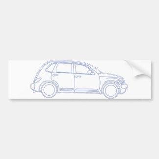 Cruzador de Chrysler pinta Adesivo Para Carro