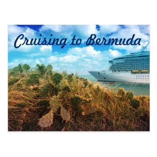 Cruzamento ao cartão de Bermuda
