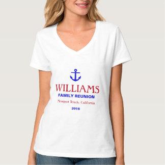 Cruzeiro/reunião náutica (ou evento) t-shirt