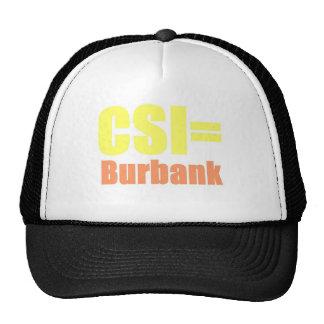CSI Burbank Boné