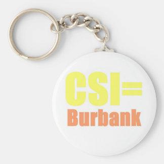 CSI Burbank Chaveiro
