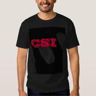 CSI CAMISETA