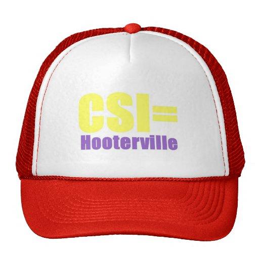 CSI Hooterville Bonés