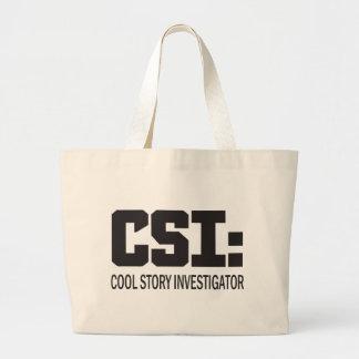 CSI: Investigador legal da história Bolsas
