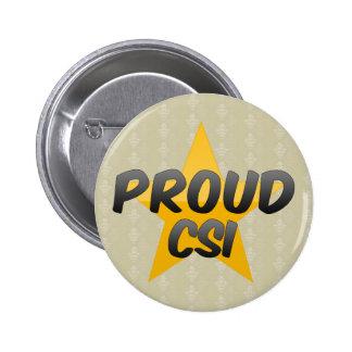 Csi orgulhoso boton