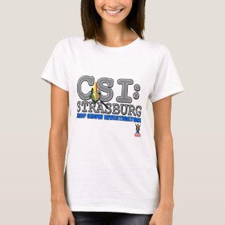 CSI Strasburg Camiseta