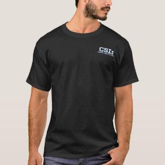 CSI: T-shirt de apoio cristão de Israel Camiseta