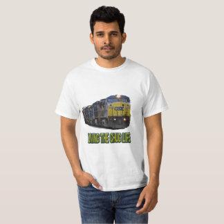 CSX Chug vida Camiseta