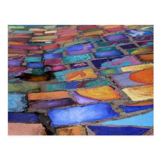 CTR espanhol da arte da vila, parque do balboa, Sa Cartões Postais