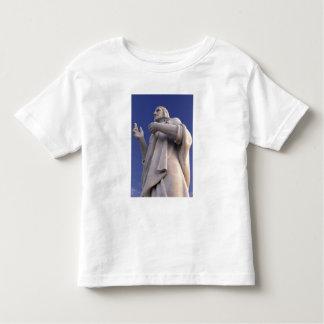 Cuba, Havana, escultura de Jesus. Camiseta