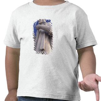 Cuba, Havana, escultura de Jesus. Tshirt