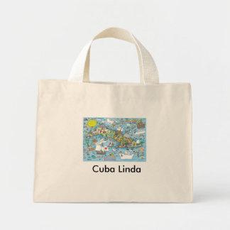Cuba Linda Bolsa Tote Mini