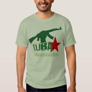 CUBA SOCIALISTA TSHIRT